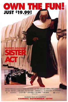Sister Act - 27 x 40 Movie Poster - Style A