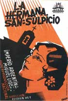 Sister San Sulpicio - 11 x 17 Movie Poster - Spanish Style A