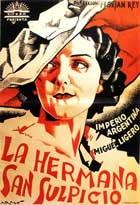 Sister San Sulpicio - 11 x 17 Movie Poster - Spanish Style B