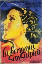Sister San Sulpicio - 11 x 17 Movie Poster - Spanish Style F