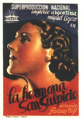 Sister San Sulpicio - 11 x 17 Movie Poster - Spanish Style C