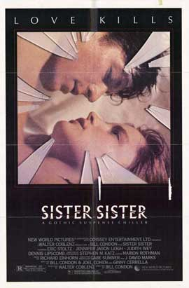 Sister, Sister - 27 x 40 Movie Poster - Style A
