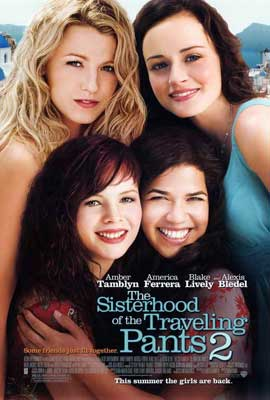 Sisterhood of the Traveling Pants 2 - 27 x 40 Movie Poster - Style A
