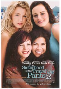 Sisterhood of the Traveling Pants 2 - 43 x 62 Movie Poster - Bus Shelter Style A