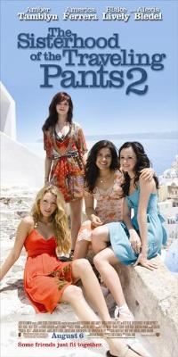 Sisterhood of the Traveling Pants 2 - 14 x 36 Movie Poster - Insert Style A