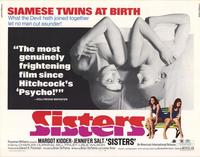 Sisters - 22 x 28 Movie Poster - Half Sheet Style A