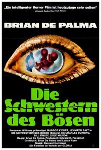 Sisters - 27 x 40 Movie Poster - German Style A