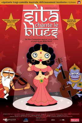 Sita Sings the Blues - 27 x 40 Movie Poster - French Style A
