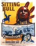 Sitting Bull - 11 x 17 Movie Poster - French Style A