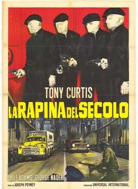 Six Bridges to Cross - 27 x 40 Movie Poster - Italian Style A
