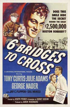 Six Bridges to Cross - 27 x 40 Movie Poster - Style A
