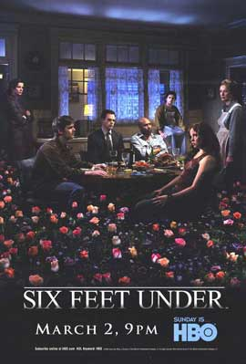 Six Feet Under - 11 x 17 TV Poster - Style A