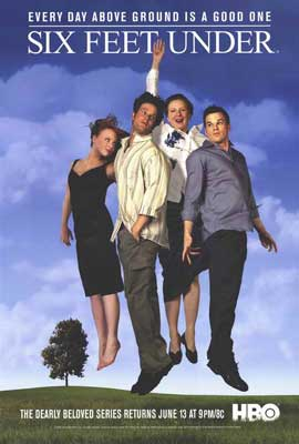 Six Feet Under - 11 x 17 TV Poster - Style B