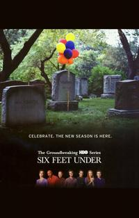 Six Feet Under - 11 x 17 TV Poster - Style D