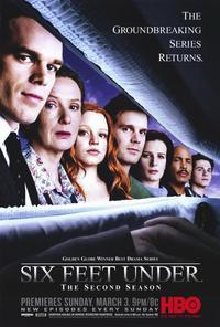 Six Feet Under - 11 x 17 TV Poster - Style E