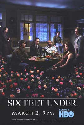 Six Feet Under - 27 x 40 Movie Poster