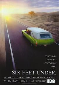 Six Feet Under - 43 x 62 Movie Poster - Bus Shelter Style A