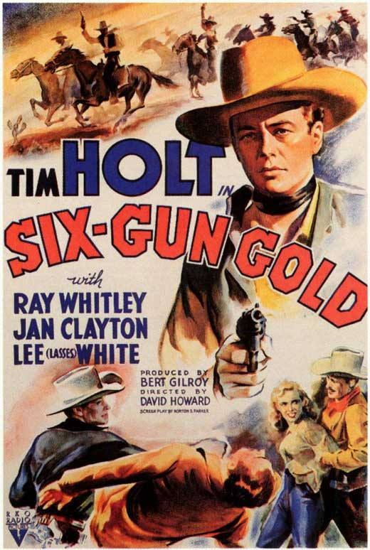 Six-Gun Gold movie