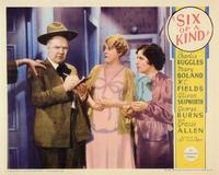 Six of a Kind - 11 x 14 Movie Poster - Style A