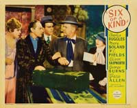 Six of a Kind - 11 x 14 Movie Poster - Style C