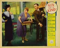 Six of a Kind - 11 x 14 Movie Poster - Style D
