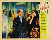 Six of a Kind - 11 x 14 Movie Poster - Style E