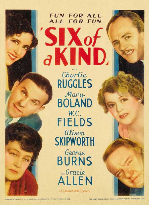 Six of a Kind movie
