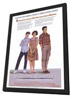 Sixteen Candles - 27 x 40 Movie Poster - Style A - in Deluxe Wood Frame