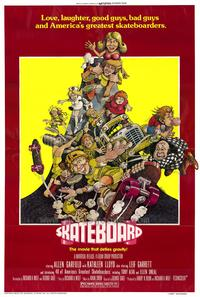 Skateboard - 43 x 62 Movie Poster - Bus Shelter Style A