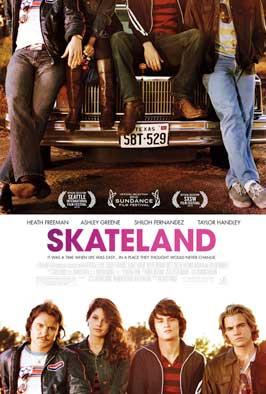 Skateland - 11 x 17 Movie Poster - Style B