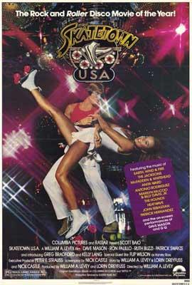 Skatetown, U.S.A. - 27 x 40 Movie Poster - Style A