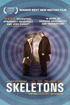 Skeletons - 11 x 17 Movie Poster - UK Style C