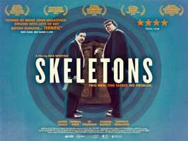 Skeletons - 11 x 17 Movie Poster - UK Style A
