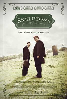 Skeletons - 11 x 17 Movie Poster - UK Style B