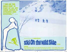Ski on the Wild Side - 11 x 14 Movie Poster - Style H