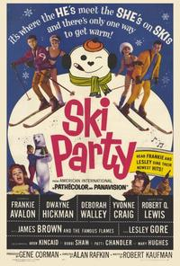 Ski Party - 27 x 40 Movie Poster - Style A
