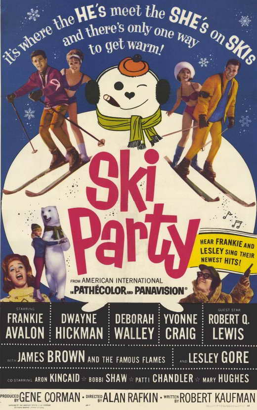 Ski Party Movie Posters From Movie Poster Shop