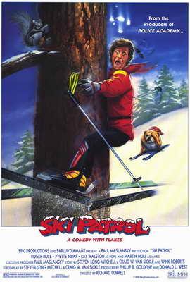 Ski Patrol - 27 x 40 Movie Poster - Style A