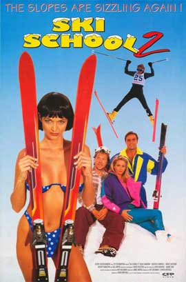 Ski School 2 - 11 x 17 Movie Poster - Style A