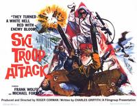 Ski Troop Attack - 11 x 14 Movie Poster - Style A