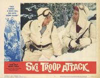 Ski Troop Attack - 11 x 14 Movie Poster - Style B