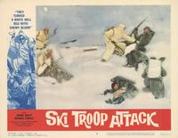 Ski Troop Attack - 11 x 14 Movie Poster - Style D