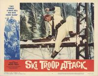 Ski Troop Attack - 11 x 14 Movie Poster - Style E