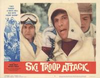 Ski Troop Attack - 11 x 14 Movie Poster - Style F