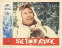Ski Troop Attack - 11 x 14 Movie Poster - Style G