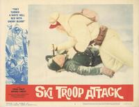 Ski Troop Attack - 11 x 14 Movie Poster - Style H