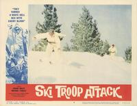 Ski Troop Attack - 11 x 14 Movie Poster - Style I