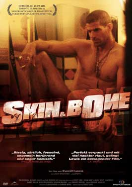 Skin and Bone - 11 x 17 Movie Poster - German Style A