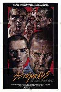 Skinheads - 27 x 40 Movie Poster - Style A
