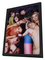 Skins (TV) - 11 x 17 TV Poster - UK Style I - in Deluxe Wood Frame